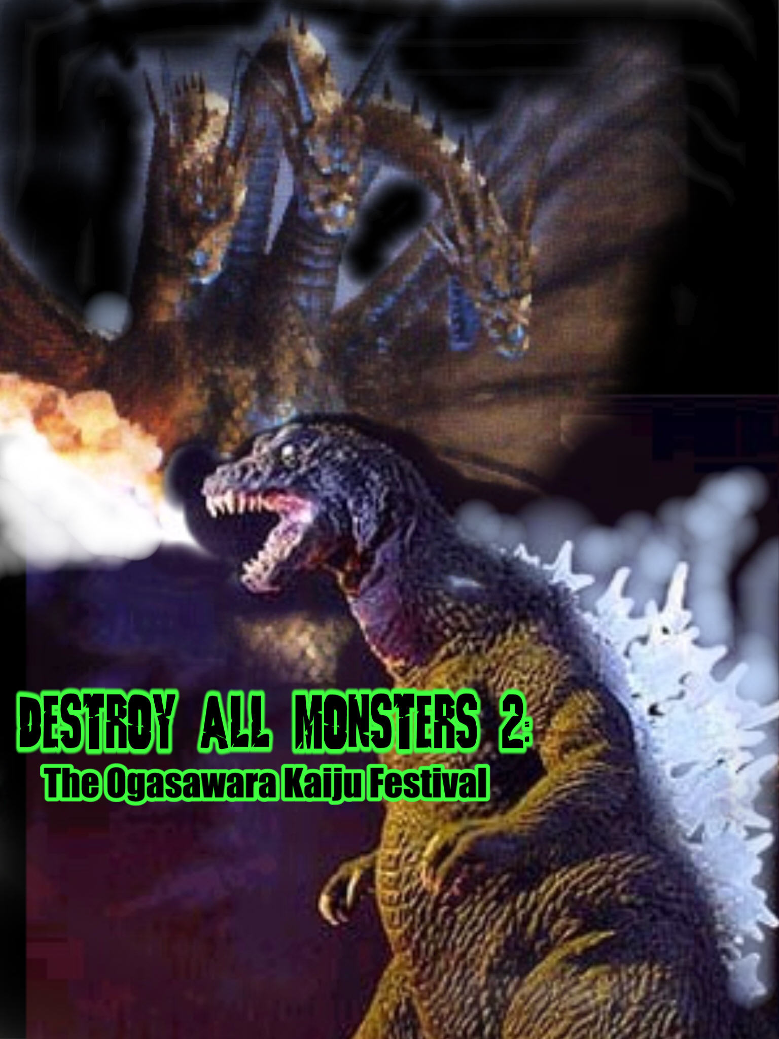 Destroy All Monsters 2: The Ogasawara Project  - Written by W. Scott McComas