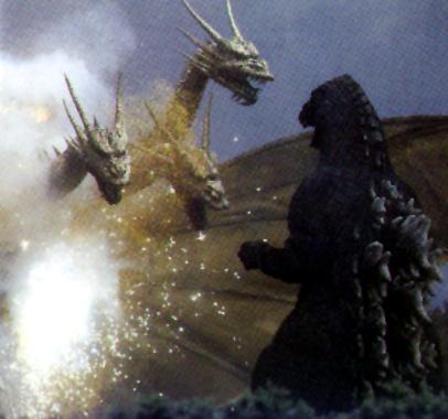 GodzillaGhidrah