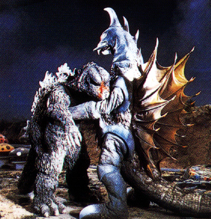 Godzilla vs. Gigan; Actual size=240 pixels wide